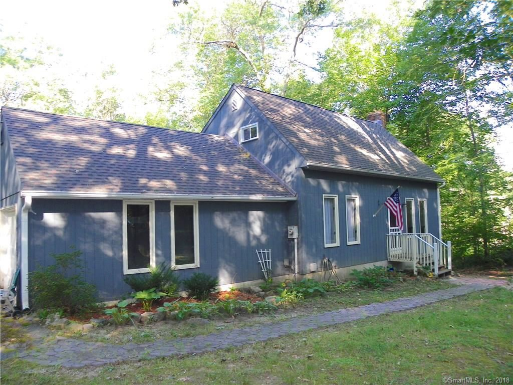 Photo for 33 Pinewoods Drive, Barkhamsted, CT 06063 (MLS # 170122513)