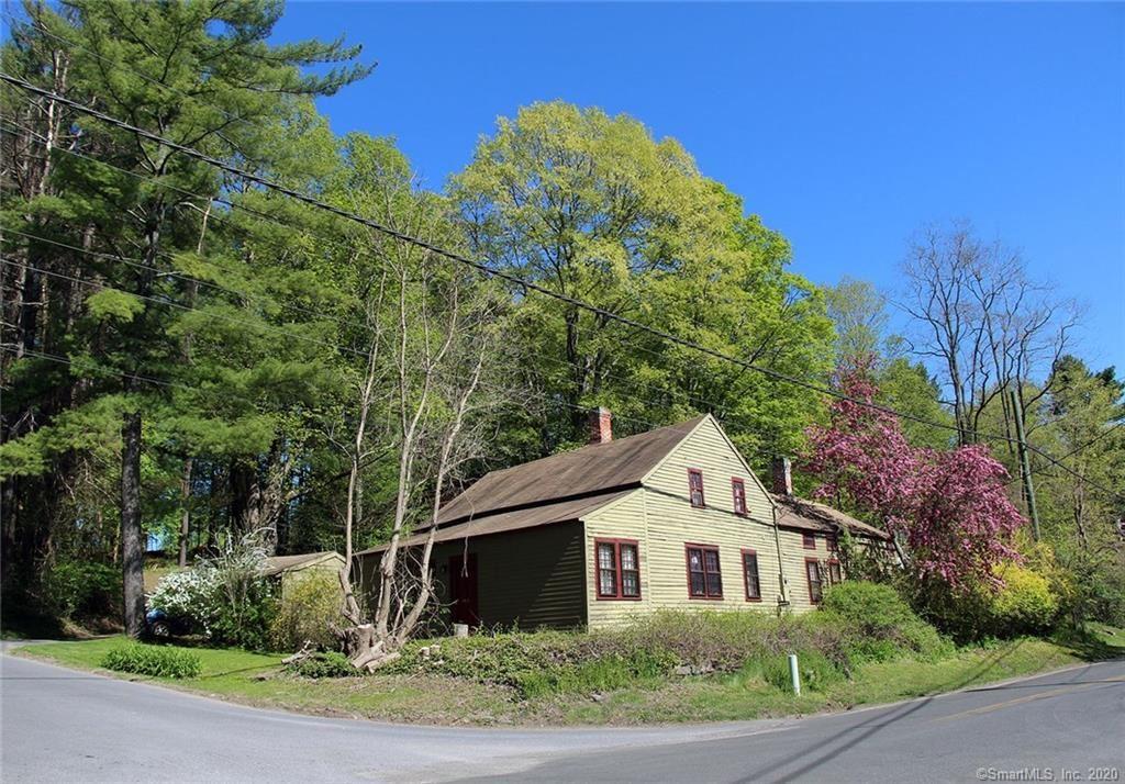 4 Camps Flat Road, Kent, CT 06785 - #: 170322513