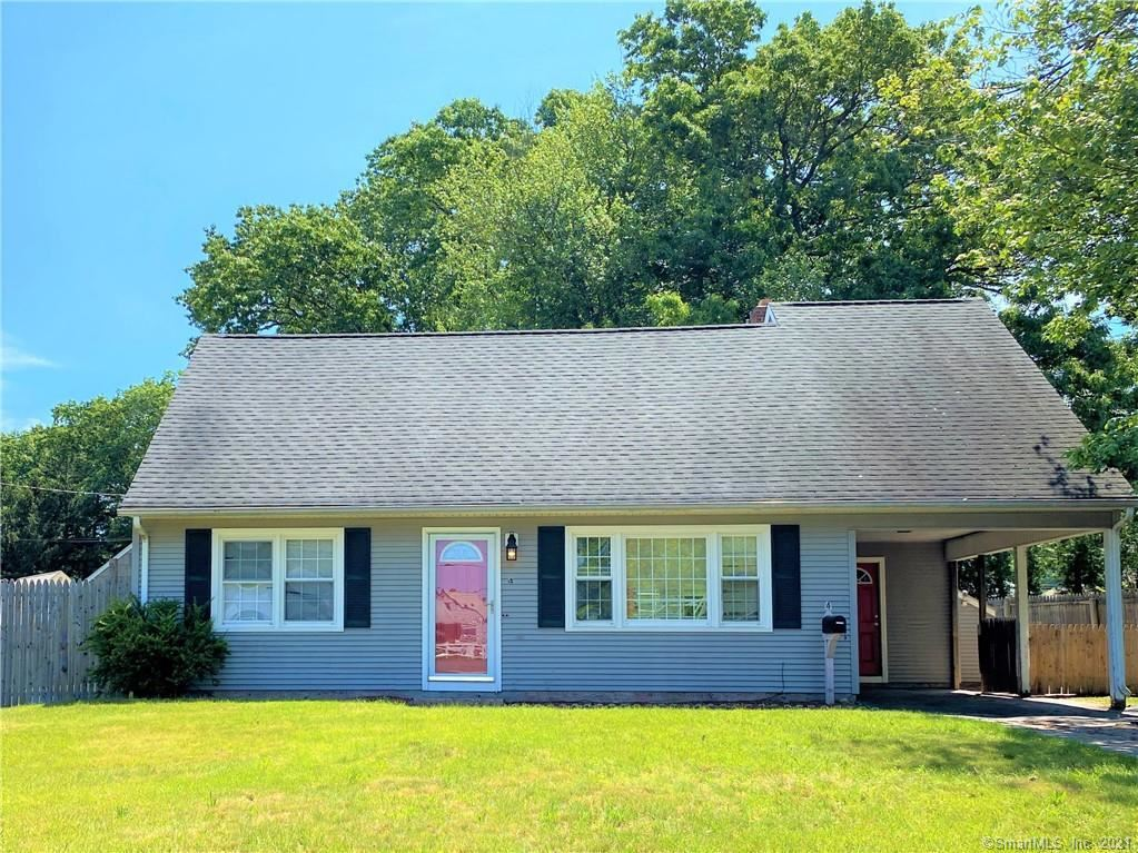 4 Woodstock Place, East Hartford, CT 06118 - #: 170409513