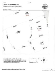 Photo of 243C Three Mile Hill Road, Middlebury, CT 06762 (MLS # 170049516)