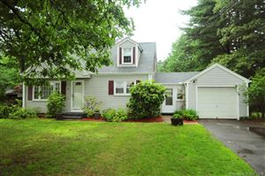 Photo of 97 Babbs Road, Suffield, CT 06093 (MLS # 170088517)