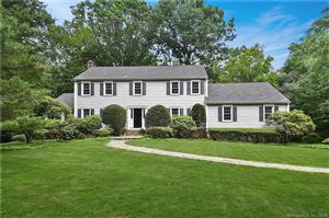 Photo of 166 Pocconock Trail, New Canaan, CT 06840 (MLS # 170154517)