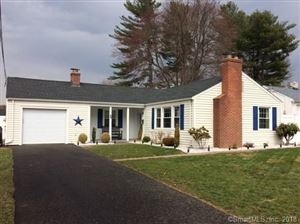 Photo of 68 Brentwood Road, Newington, CT 06111 (MLS # 170058519)
