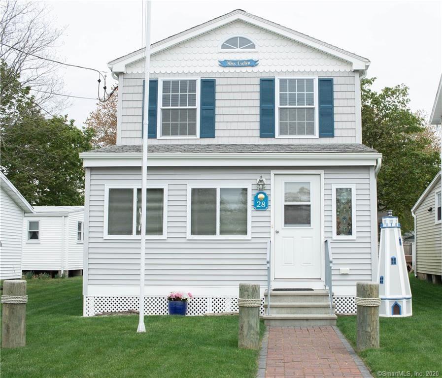 28 Hartford Avenue, Old Lyme, CT 06371 - MLS#: 170294519