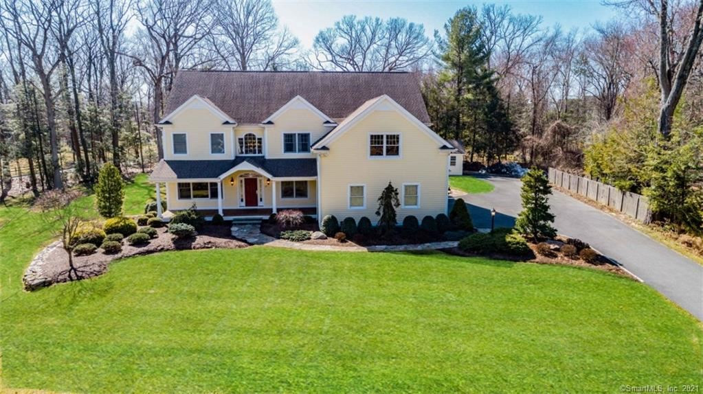 27 Huckleberry Hill Road, Brookfield, CT 06804 - #: 170383520