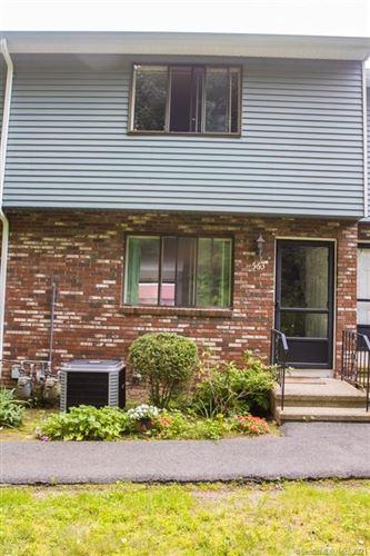Photo of 563 Churchill Drive #563, Newington, CT 06111 (MLS # 170425524)