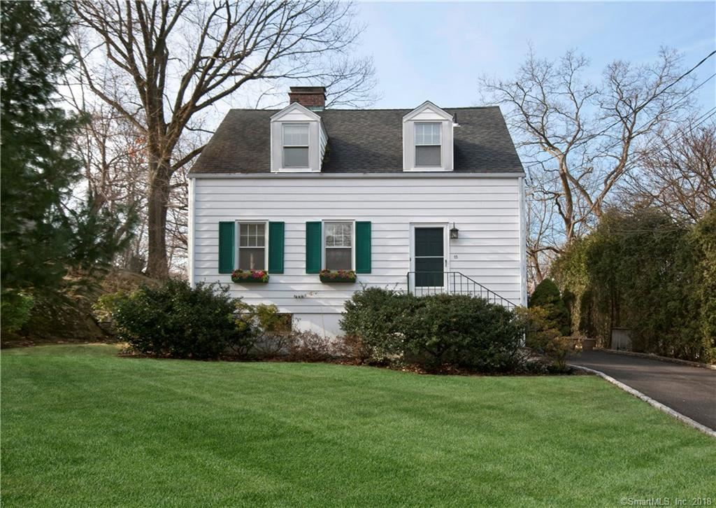Photo for 15 Butler Street, Greenwich, CT 06807 (MLS # 170042524)
