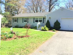 Photo of 134 Cherry Hill Road, Middlefield, CT 06455 (MLS # 170181525)