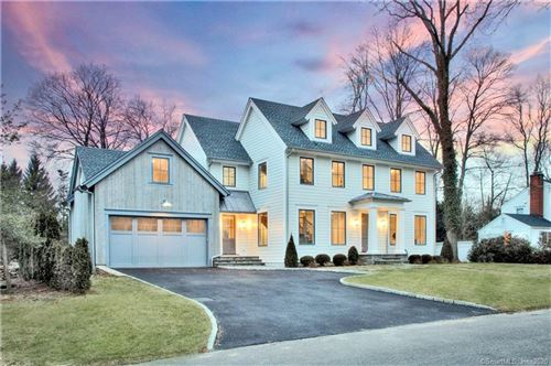 Photo of 66 Kimberly Place, New Canaan, CT 06840 (MLS # 170272525)