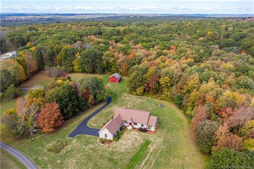 Photo of 215 Blueberry Hill Road, Harwinton, CT 06791 (MLS # 170343525)
