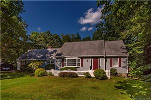 Photo of 518 Wood Hill Road, Cheshire, CT 06410 (MLS # 170210527)