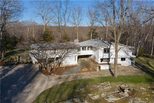 Photo for 46 Benedict Hill Road, New Canaan, CT 06840 (MLS # 170387528)