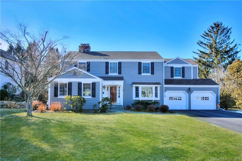 Photo for 39 Southwood Drive, New Canaan, CT 06840 (MLS # 170050528)