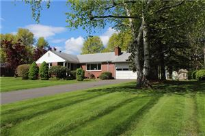 Photo of 21 Riverview Terrace, Suffield, CT 06078 (MLS # 170184531)