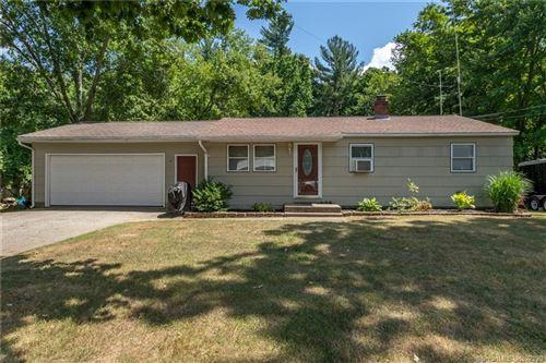 Photo of 56 Pine Ridge Drive, Andover, CT 06232 (MLS # 170316531)