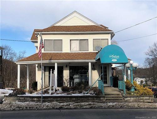 Photo of 481 West Main Street, Meriden, CT 06451 (MLS # 170266532)