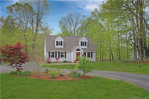 Photo of 249 Long Hill Road, Andover, CT 06232 (MLS # 170297534)