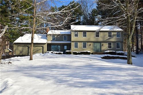 Photo of 358 Turnpike Road, Somers, CT 06071 (MLS # 170257537)