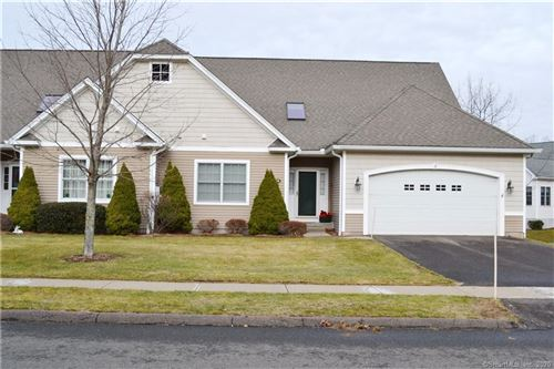 Photo of 50 Hunt Glen Drive #72, Granby, CT 06035 (MLS # 170263538)