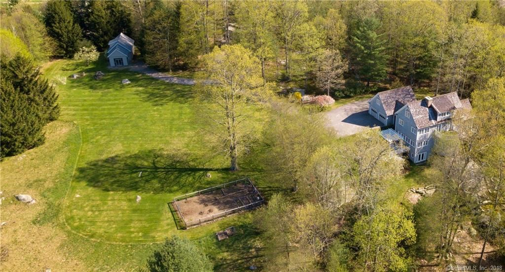 Photo for 39 Cemetery Hill Road, Cornwall, CT 06796 (MLS # 170038540)