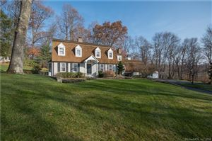 Photo of 102 Cheesespring Road, Wilton, CT 06897 (MLS # 170057541)