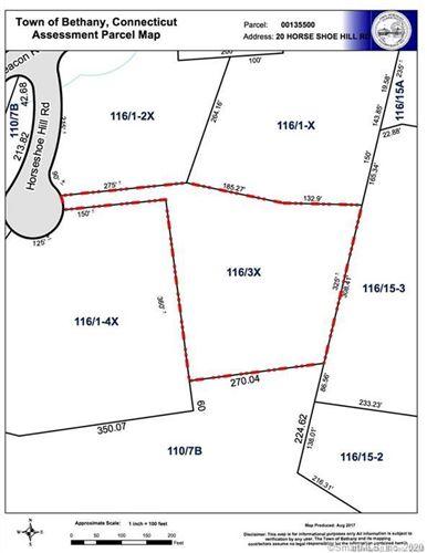 Photo of 20 Horseshoe Hill Road, Bethany, CT 06524 (MLS # 170346543)