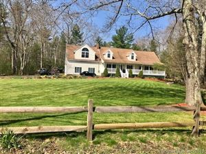 Photo of 597 Bailey Road, Sterling, CT 06377 (MLS # 170055544)