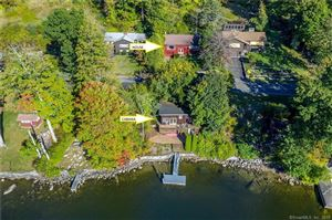 Photo of 813 Candlewood Lake South Road, New Milford, CT 06776 (MLS # 170242544)