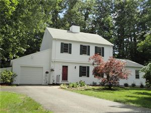 Photo of 6 Bradley Road, Simsbury, CT 06070 (MLS # 170084546)