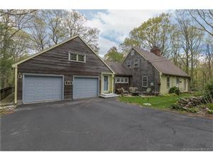 Photo of 64 Birch Mountain Road Extension, Bolton, CT 06043 (MLS # N10222546)