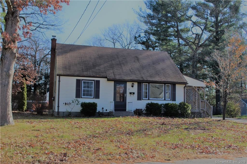 3 Carriage Drive, Enfield, CT 06082 - MLS#: 170254546