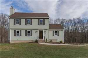Photo of 430 Ference Road, Ashford, CT 06278 (MLS # 170148547)