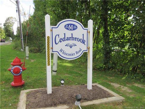 Photo of 28 Cedarbrook Townhouse #28, Brookfield, CT 06804 (MLS # 170439547)