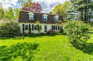 Photo of 565 Hall Hill Road, Somers, CT 06071 (MLS # 170082548)
