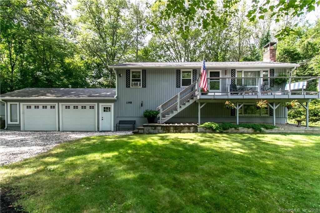 Photo for 198 Hebron Road, Andover, CT 06232 (MLS # 170117552)