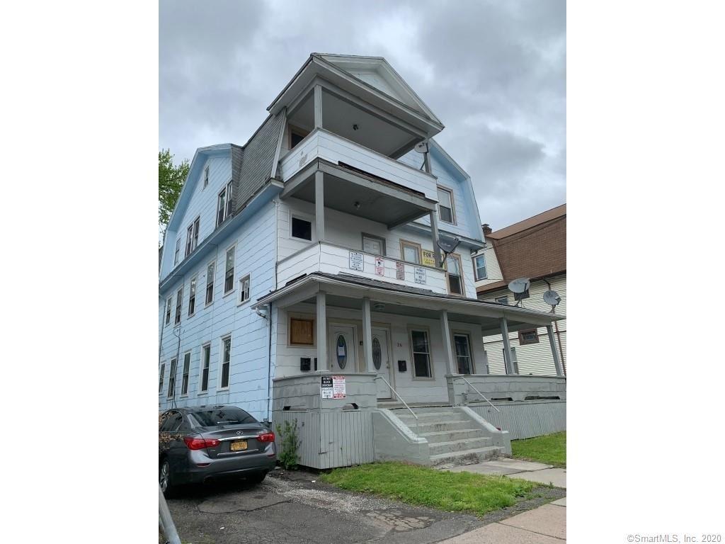 26-28 Barker Street, Hartford, CT 06114 - MLS#: 170352552