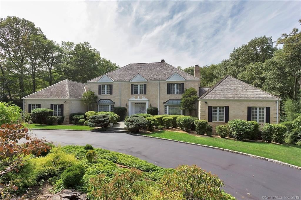 4 Mountain Laurel Drive, Greenwich, CT 06831 - MLS#: 170246556