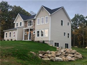 Photo of 31 Cider Mill Heights, Granby, CT 06035 (MLS # 170144558)