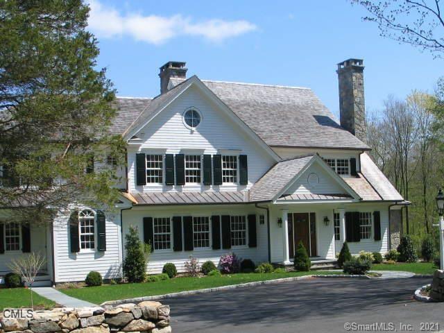 38 Turtleback Road, Wilton, CT 06897 - #: 170445558