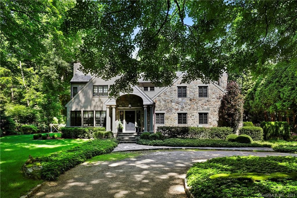 22 Mill Road, New Canaan, CT 06840 - #: 170409563