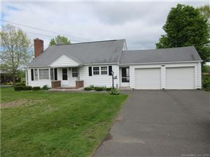 Photo of 772 North Street, Suffield, CT 06078 (MLS # 170083566)
