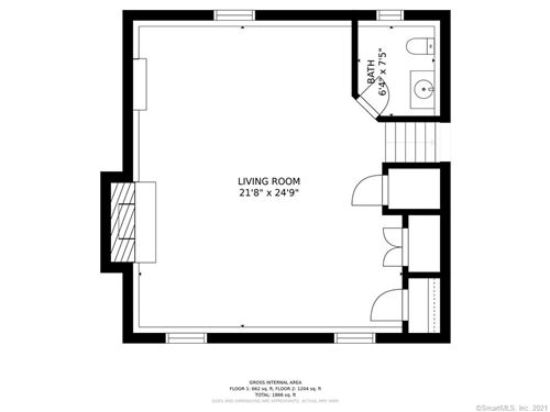 Tiny photo for 370 Mulberry Street, Southington, CT 06479 (MLS # 170419566)