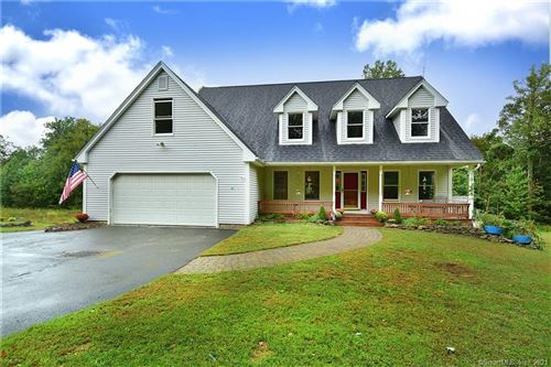 Photo of 96 Mountain Road, Granby, CT 06060 (MLS # 170437566)