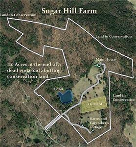 Tiny photo for 85 Sugar Hill Road, Salisbury, CT 06068 (MLS # L10222566)
