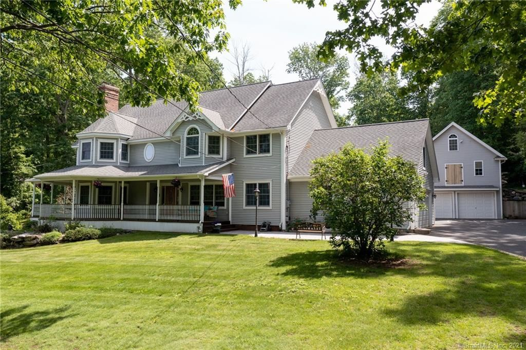 17 Beverly Drive, Somers, CT 06071 - MLS#: 170407566