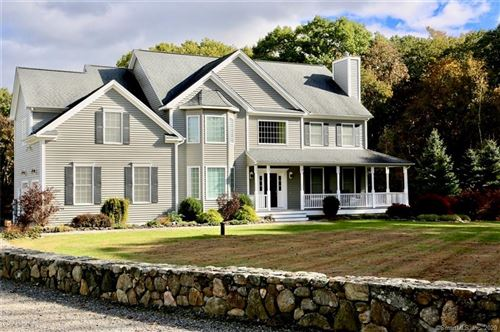 Photo of 130 Old Hayrake Lane, New Milford, CT 06776 (MLS # 170143568)