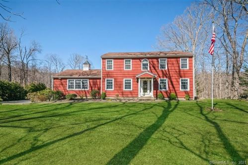 Photo of 1143 Georges Hill Road, Southbury, CT 06488 (MLS # 170387568)