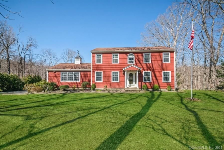 1143 Georges Hill Road, Southbury, CT 06488 - #: 170387568