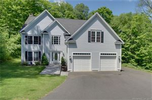 Photo of 22 Tollgate Road, Bethany, CT 06524 (MLS # 170088572)