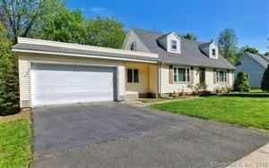 Photo of 217 Timber Ridge Road, Middletown, CT 06457 (MLS # 170104574)